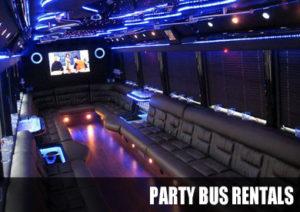 minneapolis party bus rental