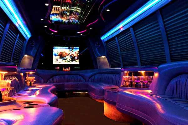18 Passenger Party Bus Rental Minneapolis