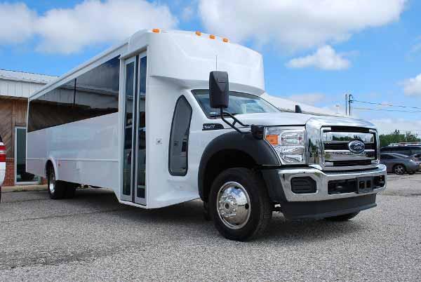 22 Passenger Party Bus Rental Minneapolis