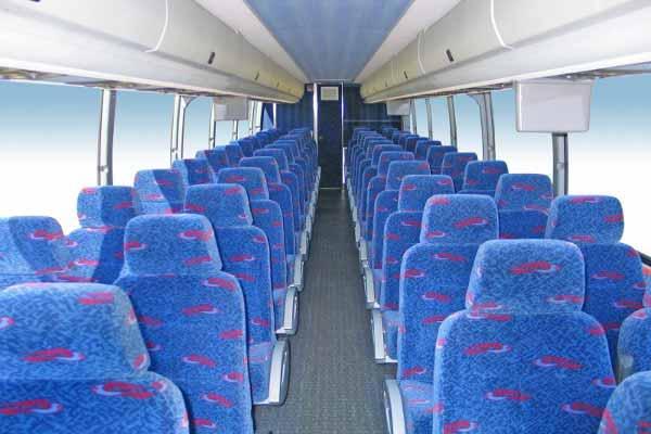 50 Passenger Party Bus Minneapolis