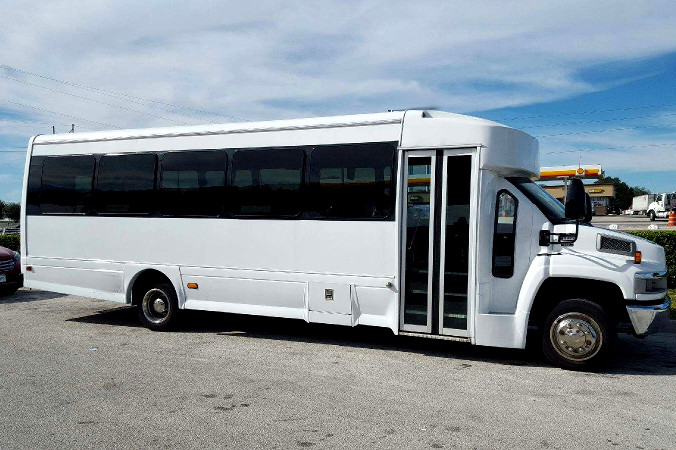 Minneapolis 36 Passenger Shuttle Bus