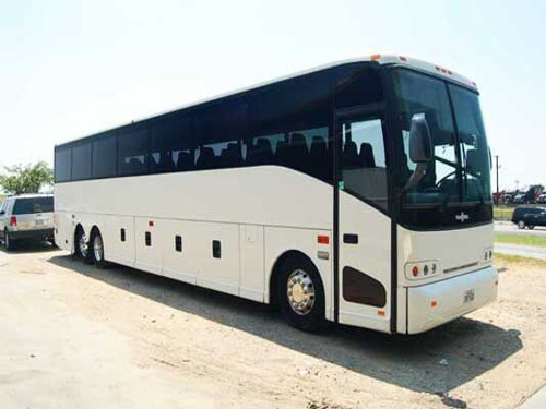 Minneapolis 56 Passenger Charter Bus